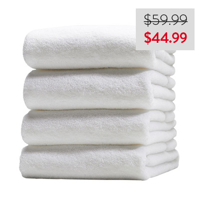 Luxury Bath Towel Set