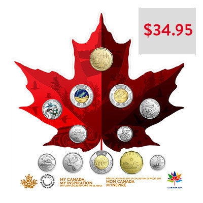 Royal Canadian Mint Coin Collection