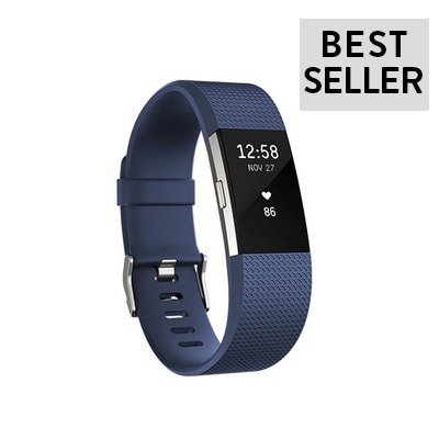 FitBit Charge in Blue