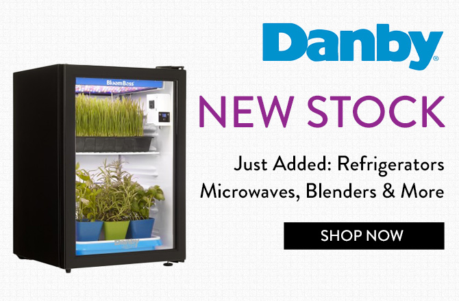 Danby New Products