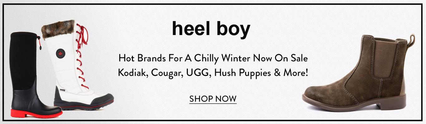 Heel Boy - New HPR