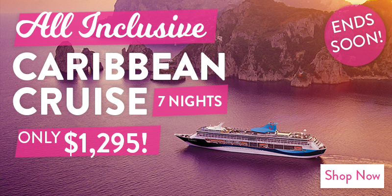 Only 1,295 for Caribbean Cruise
