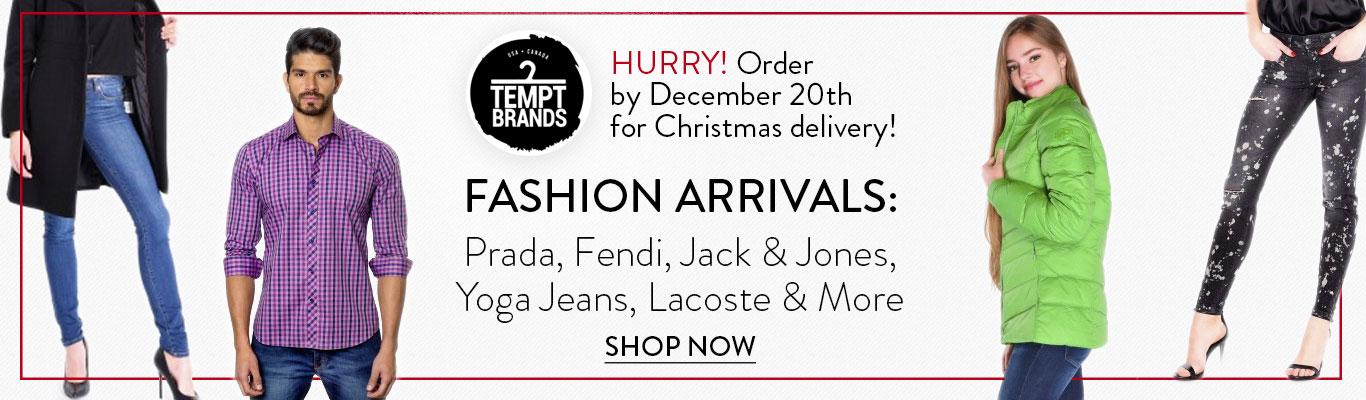 Tempt Brands - Xmas Delivery