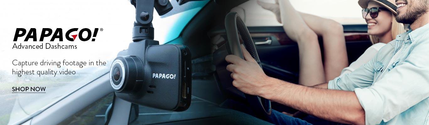 Papago Dashboard Cameras