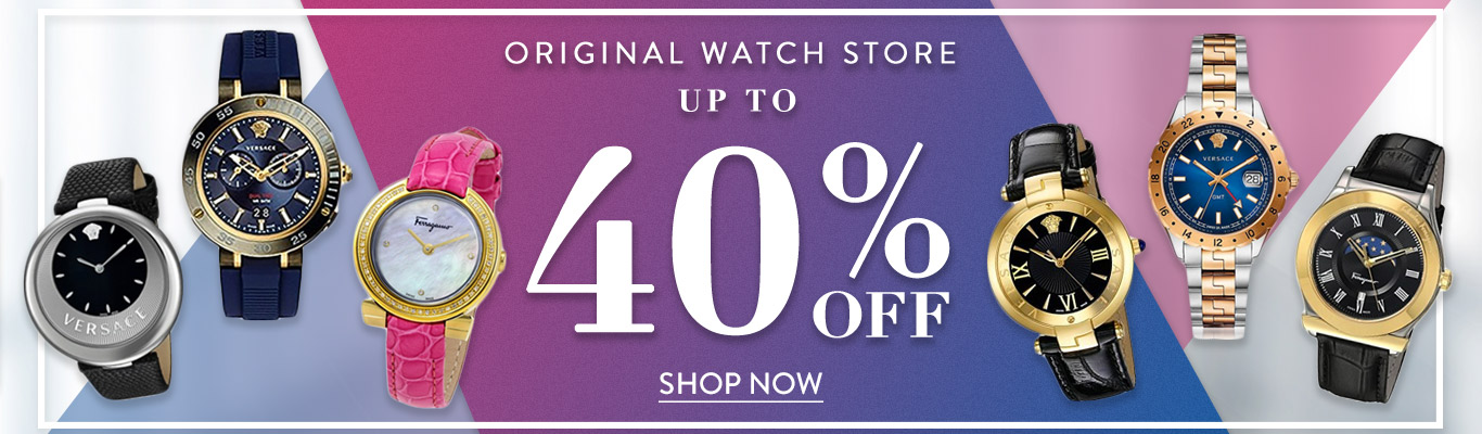 Original Watch - 40% Off