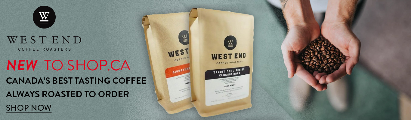West End Coffee - HPR NEW