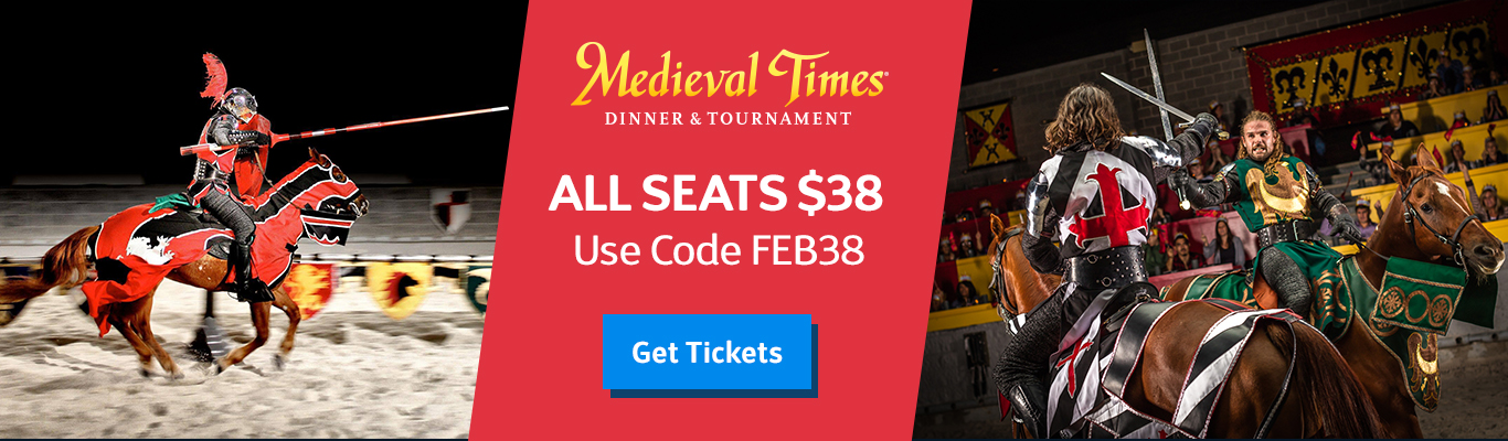 Shop HPR - Medieval Times