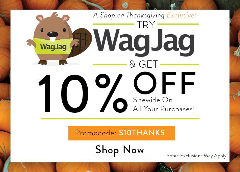 10% Off WagJag