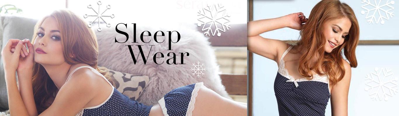 Lace brand sleepwear