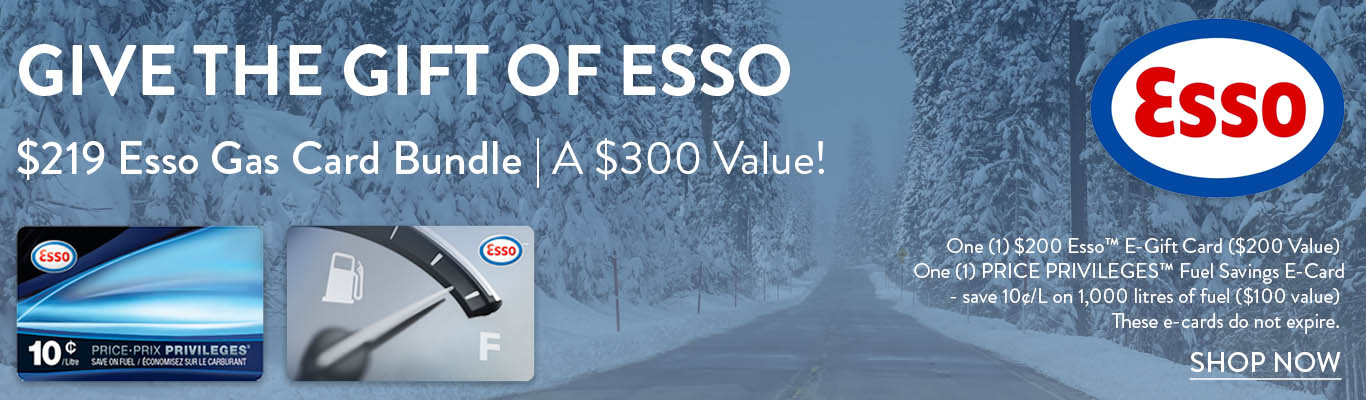 Esso - $219 Bundle