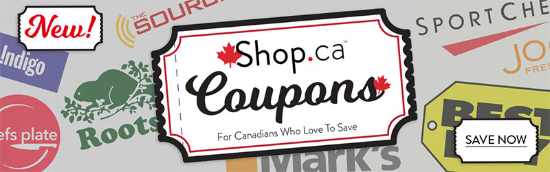 Coupons on SHop.ca