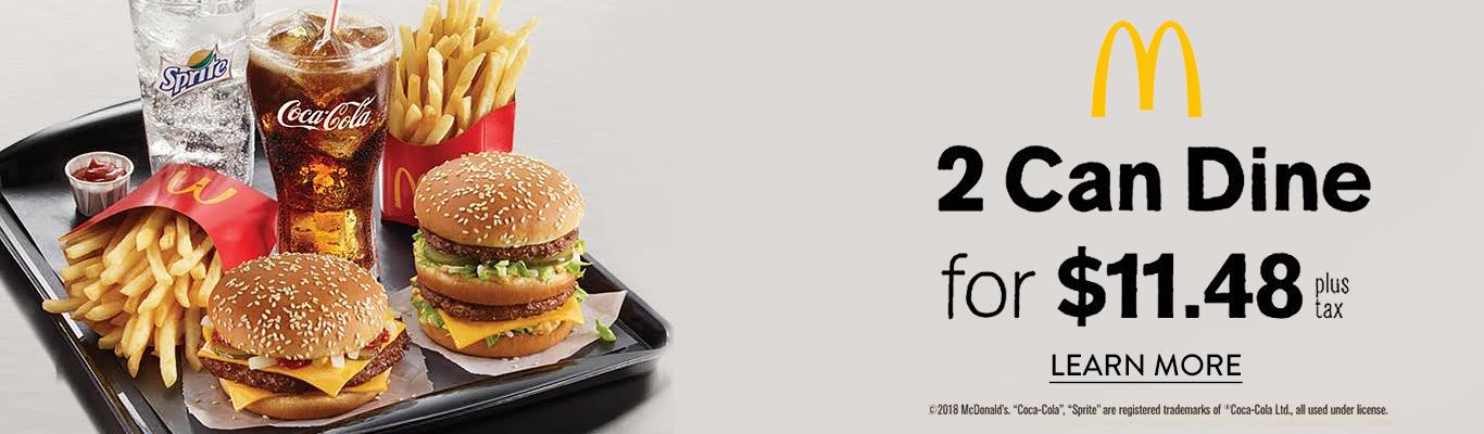 Shop - HPR McDonalds v2
